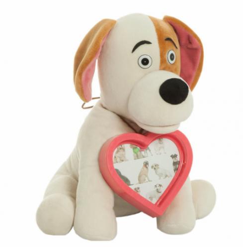 Щенок-романтик. Самый трогательный подарок в год собаки